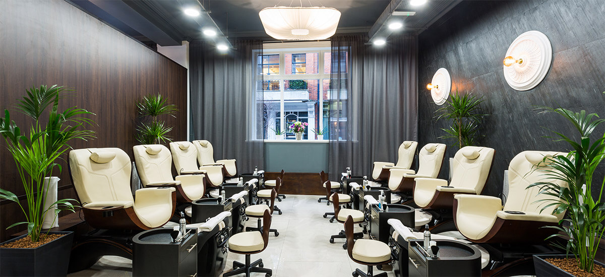 Nail and beauty boutique in dublin for 5th street salon
